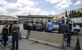 Bayram İçin Ülkelerine Giden Suriyeliler Geri Dönmeye Başladı