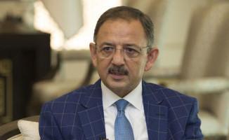 Çevre Bakanı Özhaseki İmar Barışına Yapılan Başvuru Sayısını Açıkladı!