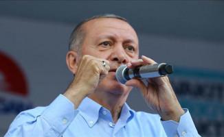 Cumhurbaşkanı Erdoğan'dan, İnce'ye: Demek Ki Bu Şimdiden Kaybettiğini Anladı