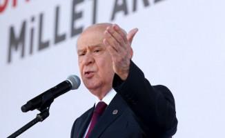 Devlet Bahçeli: PKK Karşımızdadır FETÖ Faal Haldedir