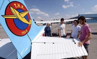 Havacılık Sektöründe Kariyer Hedefleyen Gençler Dikkat! THK Binlerce Gence Ücretsiz Havacılık Kursu Veriyor