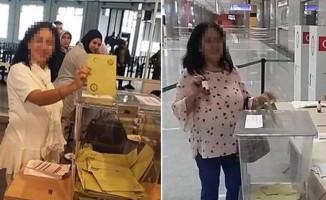 İki Kez Oy Kullandığı İfade Edilen Kadın Hakkında Karar Verildi