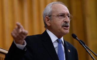 Kemal Kılıçdaroğlu: Onurun Varsa Haysiyetin Varsa İstifa Edersin