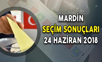 Mardin Cumhurbaşkanlığı Seçim Sonuçları: Mardin Seçim Sonuçları ve Oy Oranları 24 Haziran 2018