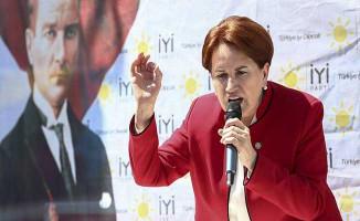 Meral Akşener'den Flaş Seçim Sonucu İddiası 'Erdoğan'ın YSK'ya Talimat Verdiğini Duyduk'