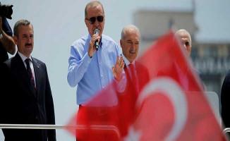 Muharrem İnce'nin Ankara ve İstanbul Mitingine Kaç Kişi Katıldı? Cumhurbaşkanı Erdoğan Açıkladı