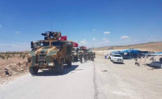 Türkiye- ABD Anlaşması Sonuç Verdi! Türk Askeri Münbiç'te