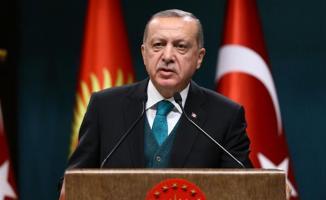 Başkan Erdoğan'dan Kıbrıs Barış Harekatı Mesajı!
