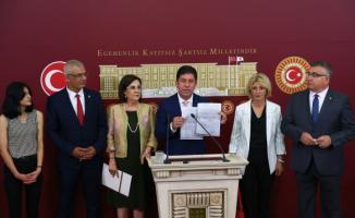 CHP'liler Olağanüstü Kurultay İçin İmza Toplamaya Başladı