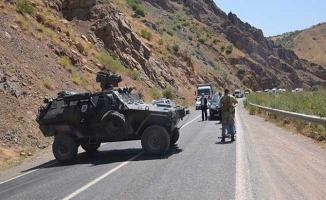 Hakkari'de Terör Operasyonları Nedeniyle 30 Bölge Özel Güvenlik Bölgesi İlan Edildi