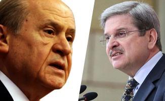 İYİ Parti'li Çıray'dan Bahçeli'ye: Bizim Terbiyemiz Var Başka Partilerin İçişlerine Karışmayız
