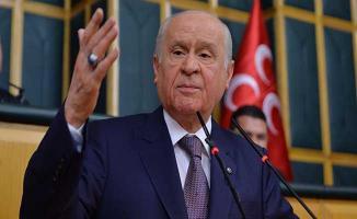 MHP Lideri Bahçeli'den Bedelli Askerlikteki Gün Şartına Eleştiri