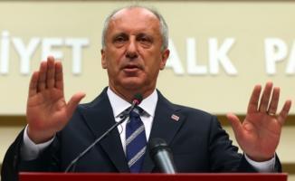 Muharrem İnce'den Başkan Erdoğan'a Damat Eleştirisi!