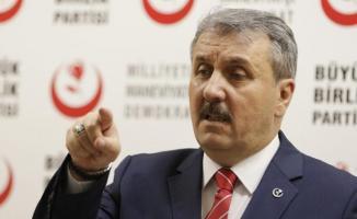 Mustafa Destici: Bedelli Askerlik Rakamını Adil Bulmuyoruz