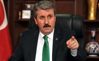 Mustafa Destici: Bedelli Askerlikte Asgari Ücretli 5 Bin, 100 Bin TL Geliri Olan Ona Göre Ödesin