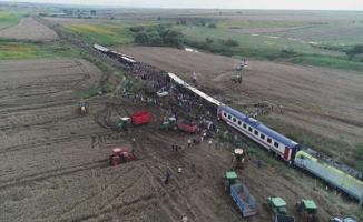 Tren Kazasına Geçici Yayın Yasağı Getirildi