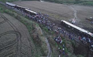 Ulaştırma Bakanlığı Tren Kazasına Neyin Neden Olduğunu Açıkladı