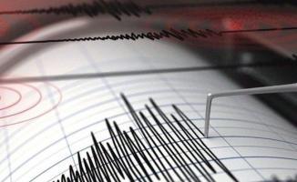 Van'da 4.6 Büyüklüğünde Deprem Meydana Geldi!