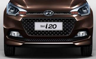 Yeni Hyundai i20 2018 Nakit İndirimi ve % 0,99 Taşıt Kredisi Fırsatı İle Satışta!