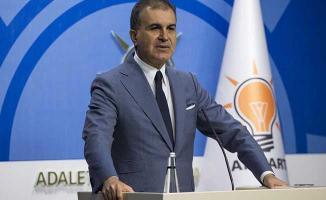 AK Parti'den ABD Büyükelçiliğine Saldırı Hakkında Açıklama