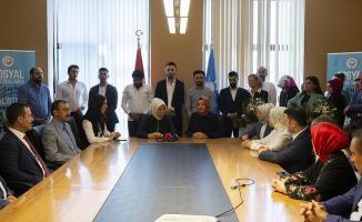 AK Parti MYK Üyelerinin Devir Teslim Töreni Gerçekleşti