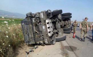 Askeri Araç Sivil Araç İle Çarpıştı! Yaralı Askerler ve Vatandaşlar Var