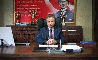 Bayburt İl Milli Eğitim Müdürlüğüne Cengiz Karakaşoğlu Atandı