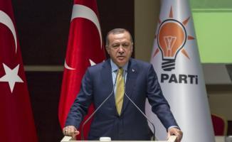 Cumhurbaşkanı Erdoğan 1380 Oyla Yeniden Genel Başkan Seçildi!