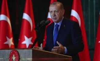 Cumhurbaşkanı Erdoğan'dan Bayram Mesajı: Amaç Türkiye'yi ve Türk Milletini Dize Getirmek, Esir Almaktır!