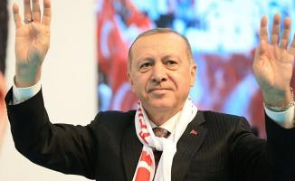 Cumhurbaşkanı Erdoğan Kongrede Önemli Açıklamalarda Bulundu