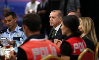 Cumhurbaşkanı Erdoğan'dan Polis Akademisi 2018 Yılı 3'üncü Dönem Mezuniyet Töreni Kutlama Mesajı