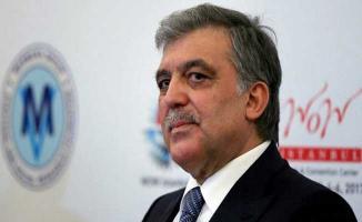Eski Cumhurbaşkanı Abdullah Gül'den Trump Yorumu