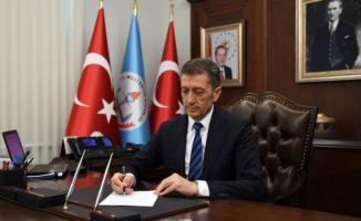 Milli Eğitim Bakanı Ziya Selçuk'tan Bayram Mesajı!