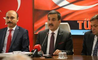 Türkiye Kamu-Sen Yerli Üretime Destek Kampanyası Başlattı