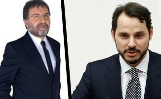 Ahmet Hakan'dan Berat Albayrak'a açık mektup