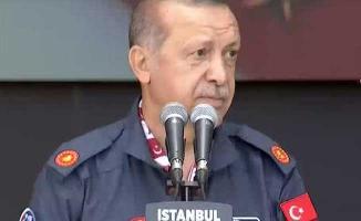 Cumhurbaşkanı Erdoğan: Büyük bir atılım başlattım