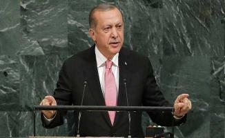 Cumhurbaşkanı Erdoğan'ın BM Konuşmasında ABD'ye Sert Sözler 'Yaptırımlar Silah Gibi Kullanılamaz'