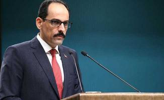 İbrahim Kalın Açıkladı: ABD İle Türkiye Münbiç'te Ortak Devriye Çalışması Yapacak