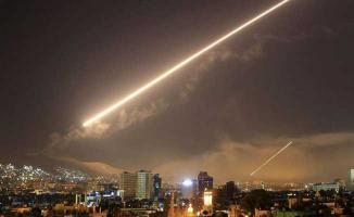 İsrail'den Gazze'ye gece yarısı hava saldırısı!