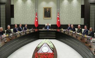 MGK Toplantısının Ardından Terör Açıklaması 'Yurtdışı Operasyonlar Sürecek'
