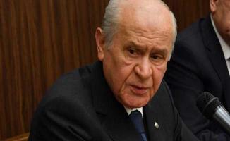 MHP Lideri Bahçeli Af Yasası Teklifi İçin Tarih Verdi