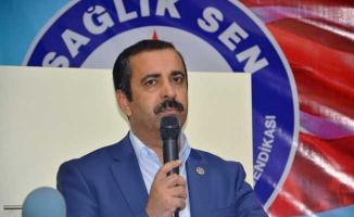 Sağlık Sen Başkanı Memiş'ten 3600 Ek Gösterge ve Yıpranma Payı Açıklaması