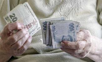 SSK ve Bağ-kur emeklisi için öngörülen zam tutarı 521 TL