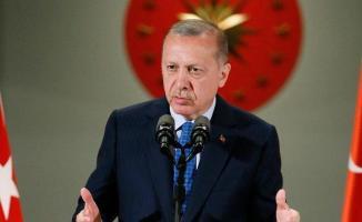 Terör yapılanması hakkında Cumhurbaşkanı Erdoğan'dan açıklama