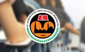 Vakıflar Genel Müdürlüğü'nden Öğrencilere Aylık 250 TL Burs İmkanı