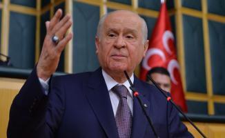 Af Teklifi Hakkında MHP Lideri Bahçeli'den Cumhurbaşkanı Erdoğan'a Yanıt !