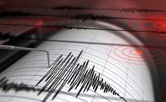Ağrı Patnos'ta Korkutan Deprem!