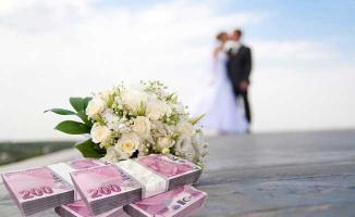 Evlilik Hazırlığı Kuran Çiftlere Devlet 5 Bin TL İle 7 Bin 500 TL Arasında Maddi Destek Veriyor
