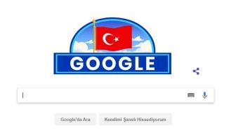 Google'den Jest! 29 Ekim'i Doodle Yaptı!