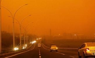 Marmara İçin Önemli Toz Bulutu Uyarısı
